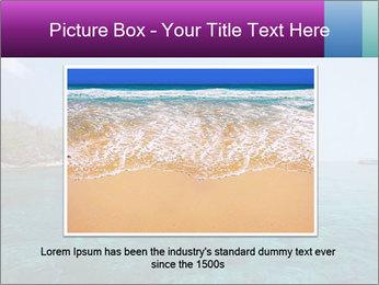 Boat trip PowerPoint Template - Slide 15