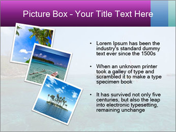 Boat trip PowerPoint Template - Slide 17