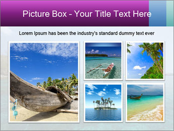 Boat trip PowerPoint Template - Slide 19