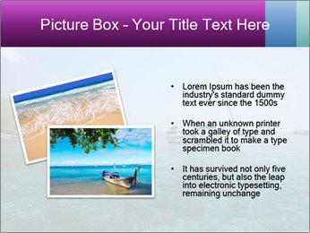 Boat trip PowerPoint Template - Slide 20