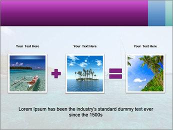 Boat trip PowerPoint Template - Slide 22