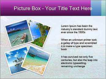 Boat trip PowerPoint Template - Slide 23