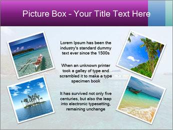 Boat trip PowerPoint Template - Slide 24