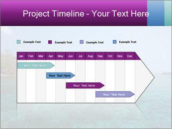 Boat trip PowerPoint Template - Slide 25