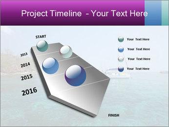 Boat trip PowerPoint Templates - Slide 26