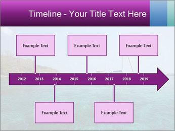 Boat trip PowerPoint Template - Slide 28