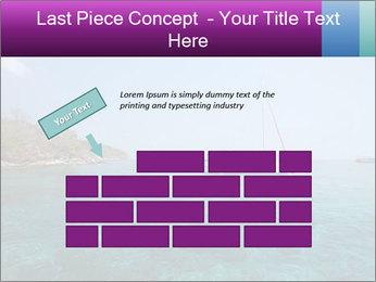 Boat trip PowerPoint Templates - Slide 46