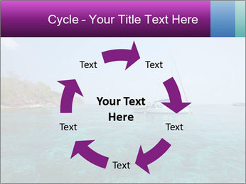 Boat trip PowerPoint Template - Slide 62