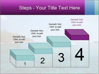 Boat trip PowerPoint Templates - Slide 64