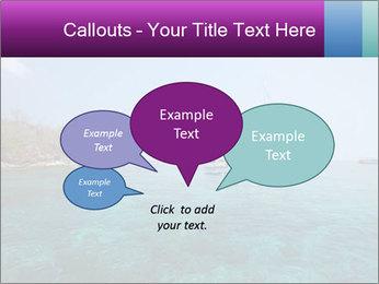 Boat trip PowerPoint Templates - Slide 73