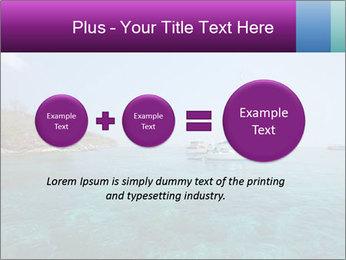 Boat trip PowerPoint Template - Slide 75