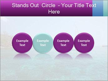 Boat trip PowerPoint Template - Slide 76