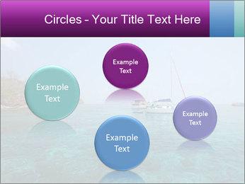 Boat trip PowerPoint Template - Slide 77