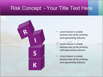 Boat trip PowerPoint Template - Slide 81