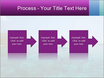 Boat trip PowerPoint Template - Slide 88