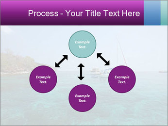 Boat trip PowerPoint Templates - Slide 91