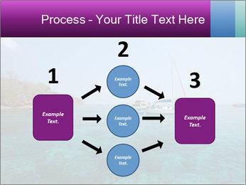 Boat trip PowerPoint Template - Slide 92