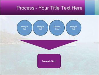 Boat trip PowerPoint Template - Slide 93