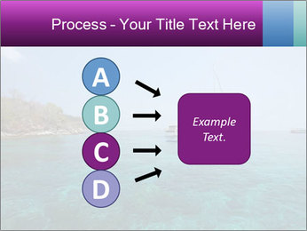 Boat trip PowerPoint Template - Slide 94