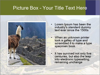Mysterious city PowerPoint Template - Slide 13