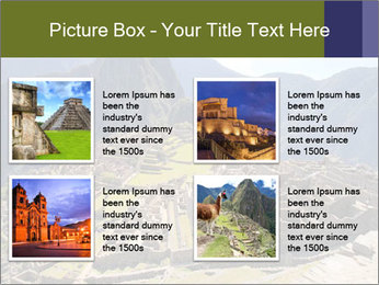 Mysterious city PowerPoint Template - Slide 14