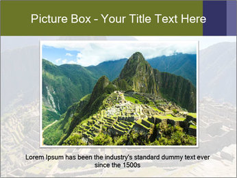 Mysterious city PowerPoint Template - Slide 15