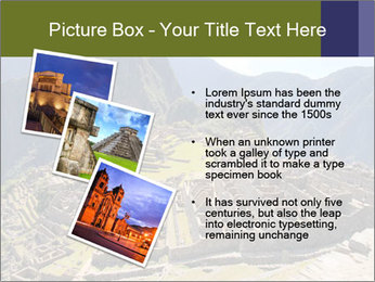 Mysterious city PowerPoint Template - Slide 17