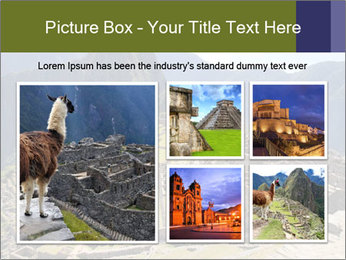 Mysterious city PowerPoint Template - Slide 19