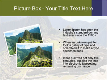 Mysterious city PowerPoint Template - Slide 20