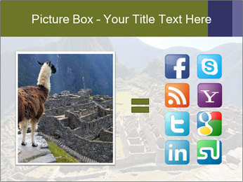 Mysterious city PowerPoint Template - Slide 21