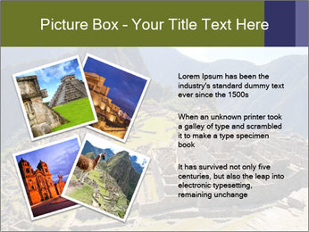 Mysterious city PowerPoint Template - Slide 23