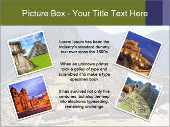 Mysterious city PowerPoint Template - Slide 24