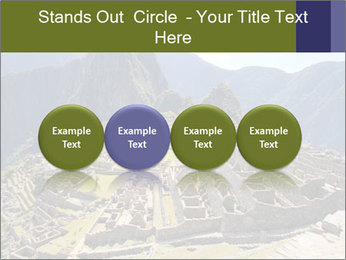 Mysterious city PowerPoint Template - Slide 76
