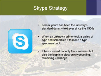 Mysterious city PowerPoint Template - Slide 8