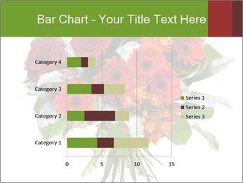 Beautiful gerberas and roses PowerPoint Templates - Slide 52