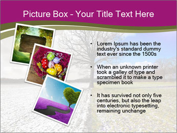 Summer and winter PowerPoint Templates - Slide 17