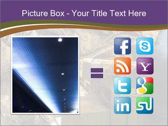 Underground mine PowerPoint Templates - Slide 21