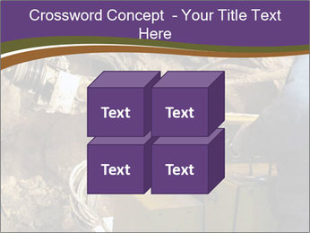 Underground mine PowerPoint Templates - Slide 39