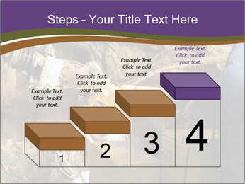 Underground mine PowerPoint Template - Slide 64