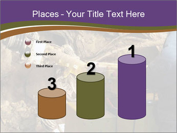 Underground mine PowerPoint Template - Slide 65
