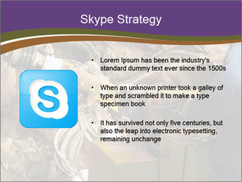 Underground mine PowerPoint Template - Slide 8