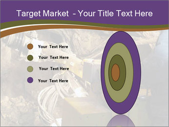 Underground mine PowerPoint Template - Slide 84