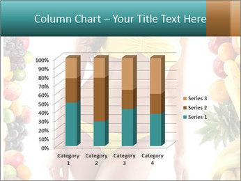 Woman Wearing Yellow Bikini PowerPoint Template - Slide 50