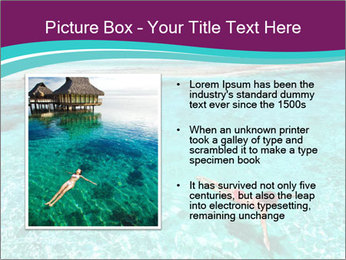 Bungalo In Polynesia PowerPoint Template - Slide 13