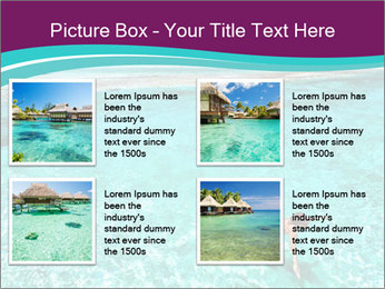 Bungalo In Polynesia PowerPoint Templates - Slide 14