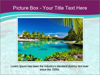 Bungalo In Polynesia PowerPoint Template - Slide 16