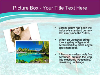 Bungalo In Polynesia PowerPoint Template - Slide 20