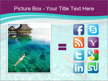 Bungalo In Polynesia PowerPoint Template - Slide 21