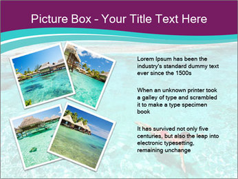 Bungalo In Polynesia PowerPoint Template - Slide 23