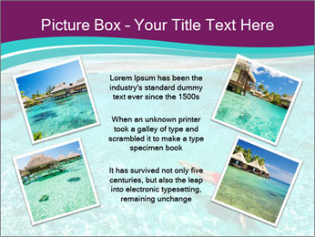 Bungalo In Polynesia PowerPoint Template - Slide 24